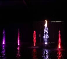 Lichterhausen_Fountain-Flame